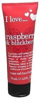 I Love...Raspberry & Blackberry Super Soft Hand Cream 2.5 oz