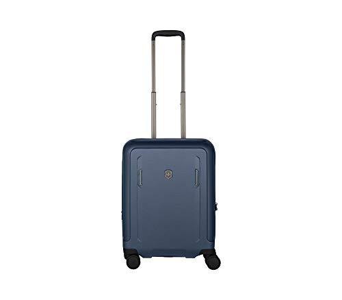 Victorinox Werks Traveler 6.0 Hardside Global Carry-On - Handgepäckkoffer Hartschale 20 x 40 x 55 cm - Blau