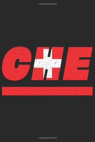 CHE: 2020 calendar with weekly planner, monthly planner and yearly overview. Notebook with dotted pages to write down important things.