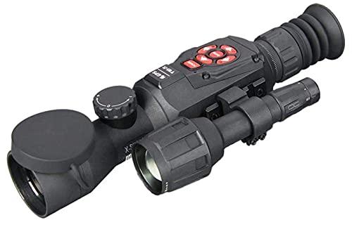 Binoculares de alta potencia, alcance de visión nocturna inteligente Hd 5-20X Se puede utilizar para caza diurna y nocturna Bluetooth GPS WiFi para disparar Telescopio digital, para interiores