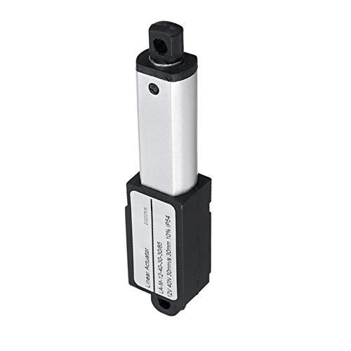 DGPOAD aleación de Aluminio 1500N 30 mm de Carrera Micro actuadores lineales...