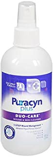 Puracyn Plus Duo-Care Wound & Skin Care Solution Spray - 8 oz, Pack of 2