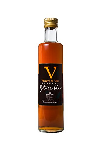 Vinagre de Vino Botarroble - Vinagre Viejo Reserva Denominación de Origen Condado de Huelva - Caja de 6 botellas de 50cl…