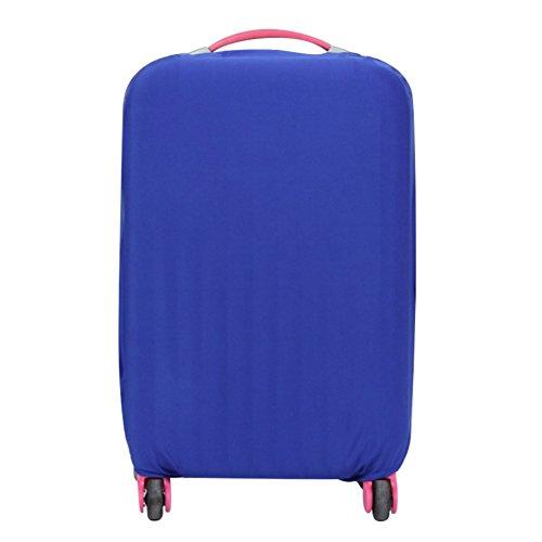 Handfly Custodia protettiva per il bagaglio da viaggio elastica Custodia antigraffio in spandex anti-polvere per proteggere i bagagli da 18-26 pollici