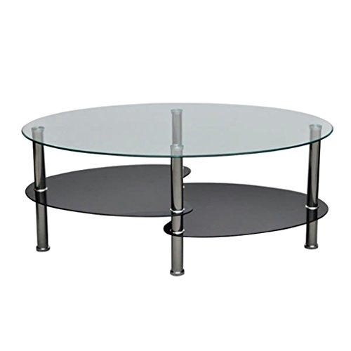 vidaXL Couchtisch Beistelltisch Tisch Wohnzimmertisch Schwarz