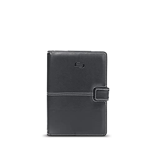 Solo New York Summit Universal Tablet Case for 5.5 Inch to 8.5 Inch Tablets, Black