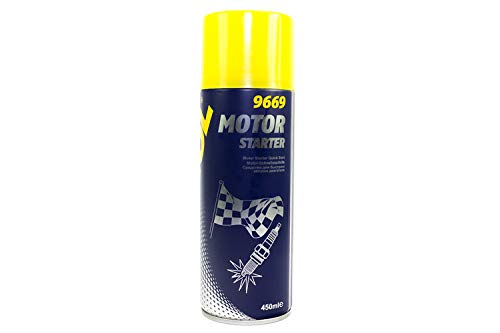 MANNOL Motor Starter 450ml