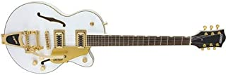 Gretsch Electromatic G5655TG Limited Edition Center Block Jr. - Snow Crest White
