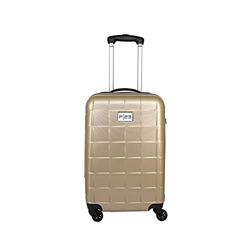 F 23 Wave 3.0 koffer, 58 cm, 39 liter, rice goud