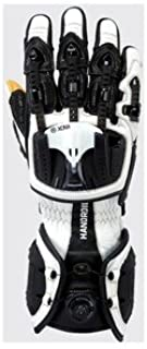 Knox Handroid Gloves White/Black XXL
