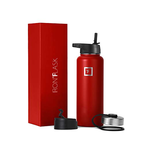 Iron Flask Insulated Sports Water Bottle