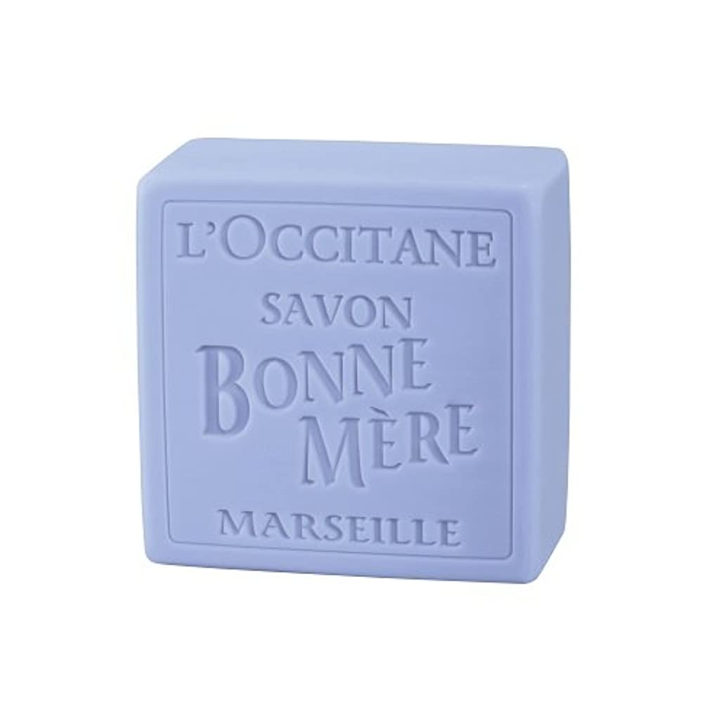 比べるシャーロックホームズ国民投票ロクシタン(L'OCCITANE) ボンメールソープ ラベンダー 100g