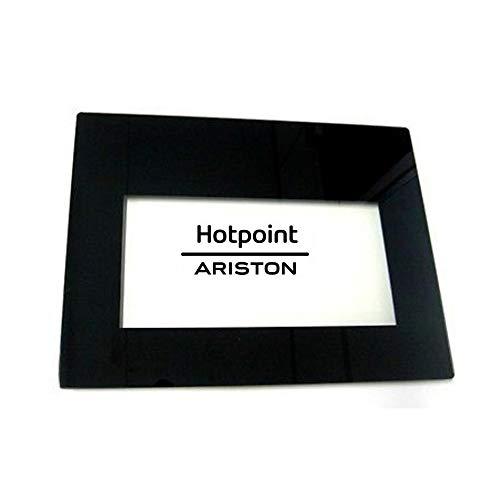 Vetro Esterno Porta Forno Ariston Hotpoint Indesit Fi51 Misure 426mm X 582mm
