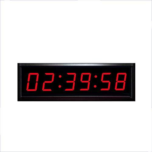LHFD Gym Timer, Fitness Timer, Sporttimer, Gym Interval Timer Stoppuhr, 2,3 Zoll Hochwertiger Elektronischer Timer, Für Fitness Zu Hause, Verwendung An Mehreren Orten.