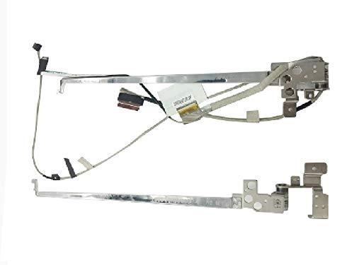 Bisagra L & R LCD para Ordenador portátil para Lenovo Flex2-14 Flex 2 14 Flex 2-14 5H50F76734 46K.00XCS.0001 con Cable de cámara LCD Nuevo