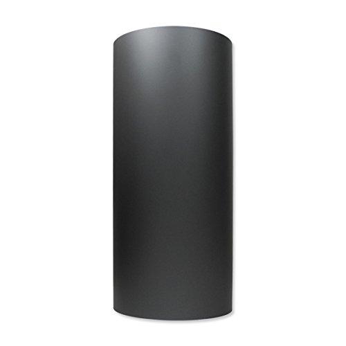 Ofenrohr Hitzeschutz 150 mm Gussgrau 460 mm Rauchrohr Wärmeschutz