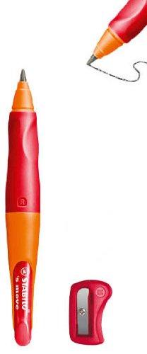 Stabilo Smove Einfach Ergo Bleistift - Orange / Rot Rechtshänder