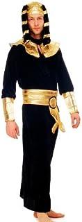 dressmeup Dress ME UP - Like an Egyptian! Disfraz para Hombre faraón Egipcio Ramsés Momia antigüedad K47 Talla 48, M