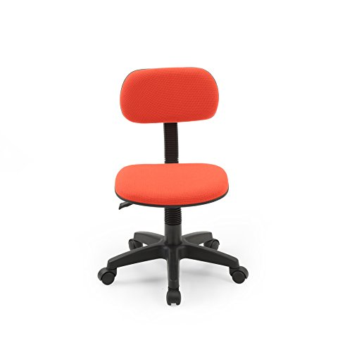 HODEADAH Armless Swiveling Office Chair