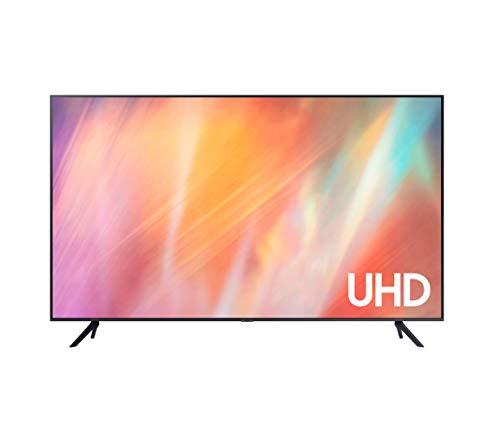 Samsung 4K UHD 2021 43AU8005- Smart TV de 43' con Resolución Crystal UHD, Procesador Crystal UHD, HDR10+, Motion Xcelerator, Contrast Enhancer y Alexa Integrada