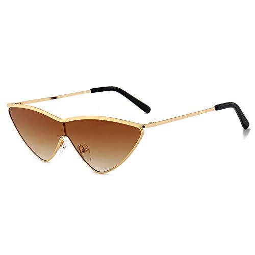 Único Gafas de Sol Sunglasses Lindas Gafas De Sol Atractivas Gafas De Sol Retro De Ojo De Gato para Mujer Gaf