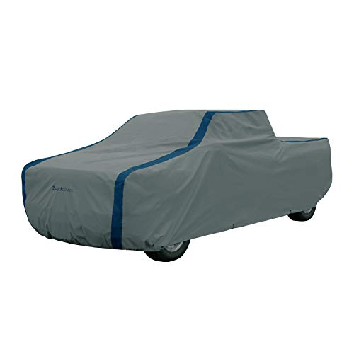 """Duck Covers A3CMT232 Weather Defender Truck Cover with StormFlow, Extended Cab, Short Beds up to 19'2"""" L"""