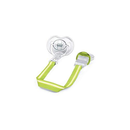 Philips Schnuller Zub Clip Avent SCF 185/00 [gn/pk/bu
