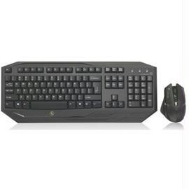 IOGEAR Keyboard GKM602R Kaliber Gaming Wireless Gaming Keyboard and Mouse Electronic Consumer Electronics