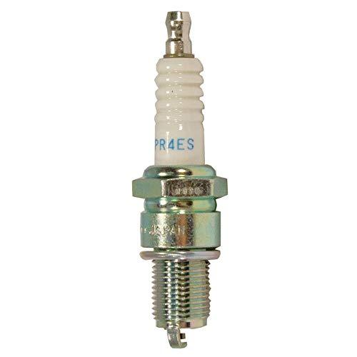 NGK (7222 BPR4ES Standard Spark Plug, Pack of 1