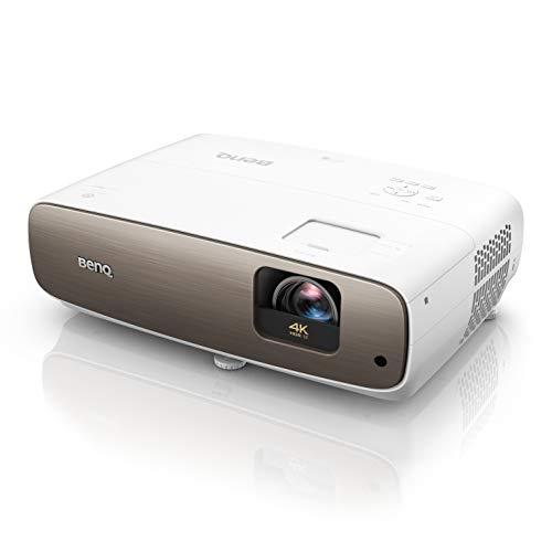 BenQ W2700 Proiettore 4K UHD con DMD chip Aggiornata per Home Cinema con HDR-PRO, DLP, UHD, DCI-P3 e Lens Shift, 2000 ANSI Lumen