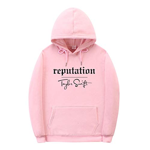 Taylor Swift Music New Album Same Style Casual Fashion Hooded Men's and Women's Sweatshirt Sports Top Reputation
