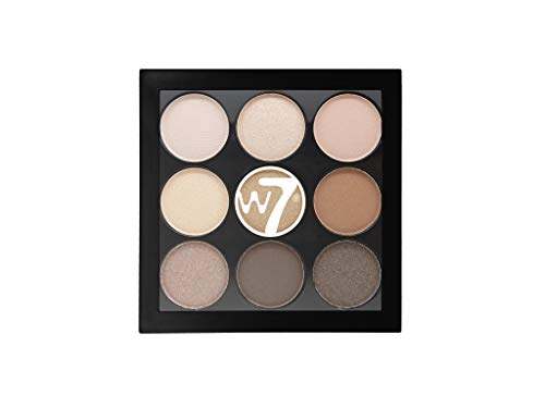 W7 The Naughty Nine Eyeshadow Collection - Arabian Nights