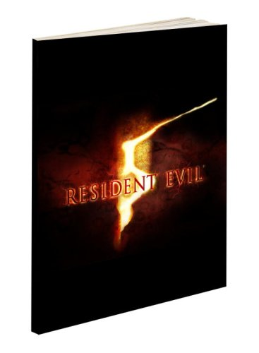 Resident Evil 5 Limited Edition Collector's Guide