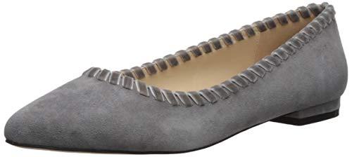 Athena Alexander Women's Lemans Sneaker, Grey Suede, 9 M US