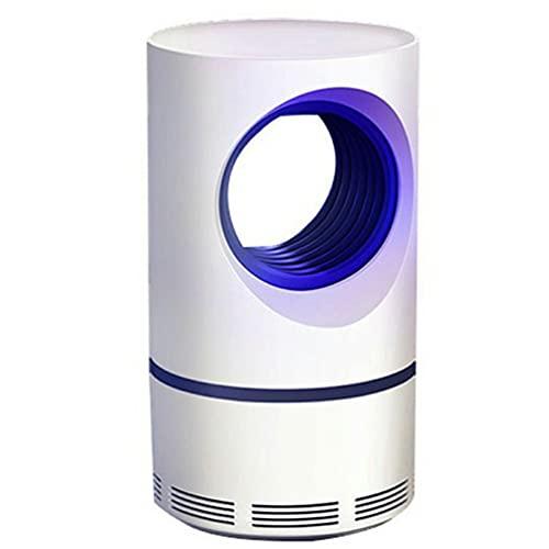 Plifet Lámpara de Mosquito LED eléctrico USB Mosquito Ultravioleta lámpara asesina Insecto Trampa Verano Anti Mosquito Repelente Zancudo Repelente