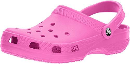 Crocs Classic Clog, Zuecos Unisex Adulto, Rosa (Candy Pink 6X0), 38/39 EU