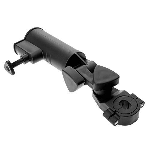 ZLININ Soporte universal para paraguas de golf, ajustable, apto para carros de golf, vehículos todoterreno, cochecitos