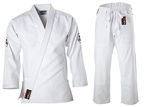 DanRho Fight JJ 550 BJJ Anzug Pearl Wave...