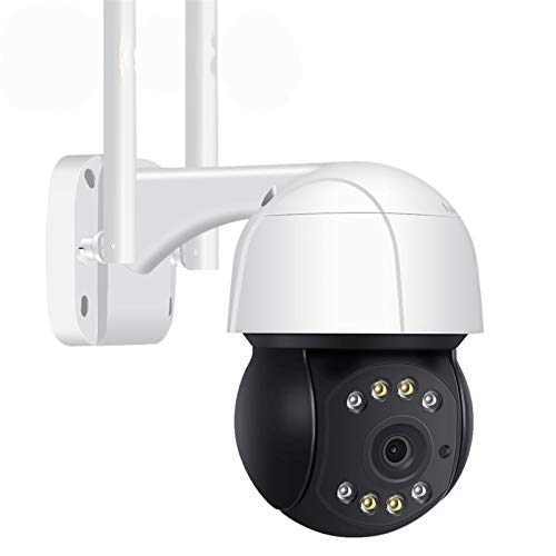 H.265 5MP PTZ WiFi IP Cámara IP al Aire Libre AI Cámara inalámbrica de Seguimiento automático de AI Audio 2MP 3MP Smart Light Security CCTV Cámara cámaras de Seguridad Sistemas de Seguridad para el