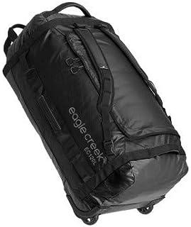 Eagle Creek - Cargo Hauler 120L Foldable Rolling Duffle Bag - Black