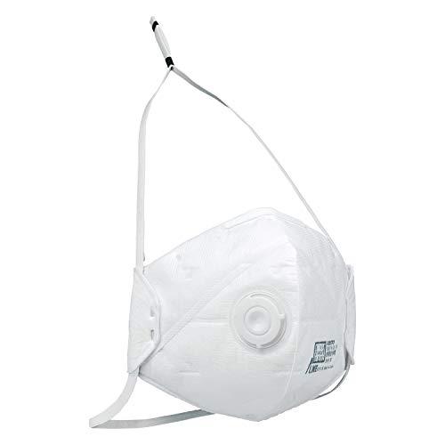 使い捨て式防じんマスク 10個入 DS2 DD02V-S2-2K /3-6044-02