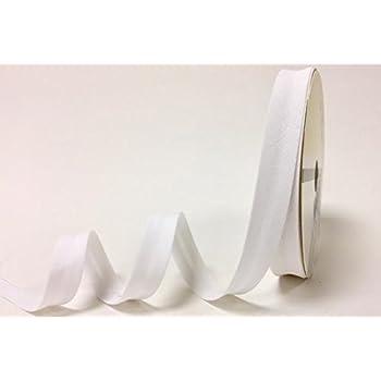 byetsa 7140/18/mm 004/Beige Leinen Schr/ägband auf einer 20/m Rolle
