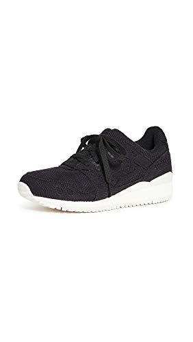 ASICS Women's Gel-Lyte III OG Shoes, 10.5M, Black/Black