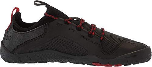 Vivobarefoot Women's Primus Treck Lightweight Off Road Trail Walking Shoe, Black, 35 D EU (5.5 US)