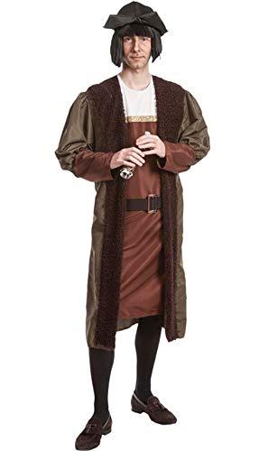 disfraz de Cristobal Colon Talla L