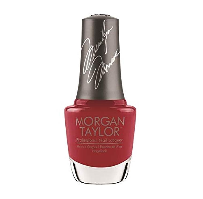 扱うフライカイトメダルMorgan Taylor Nail Lacquer - Forever Marilyn Fall 2019 Collection - Classic Red Lips - 15ml / 0.5oz
