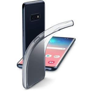 cellularline Schutzhülle für Galaxy S10e, ultradünn, transparent
