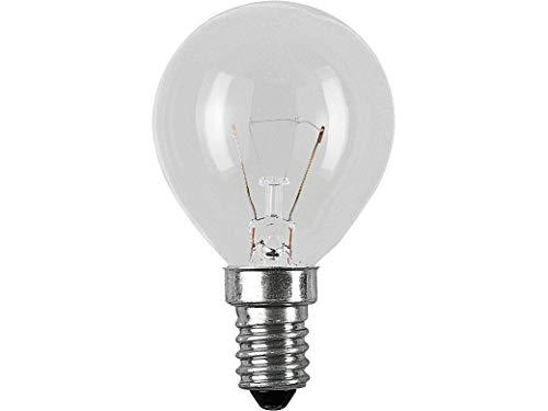 OSRAM Leuchtmittel Glühlampe Glühbirne Leuchtbirne 2er Pack, E14, 40 Watt