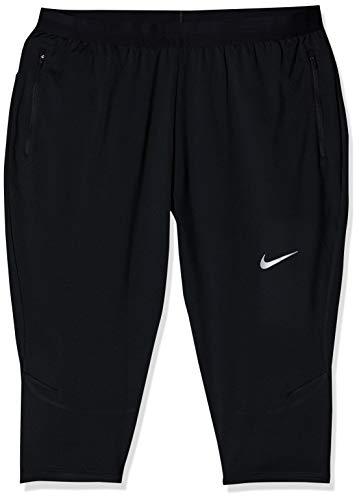 Nike Herren Dry Phantom 3/4 Hose, Black/(Reflective Silver), XL