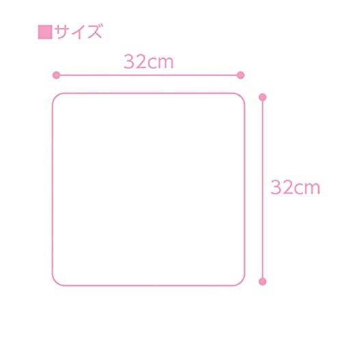 ダッコdaccoガーゼハンカチ32cm×32cm10枚入